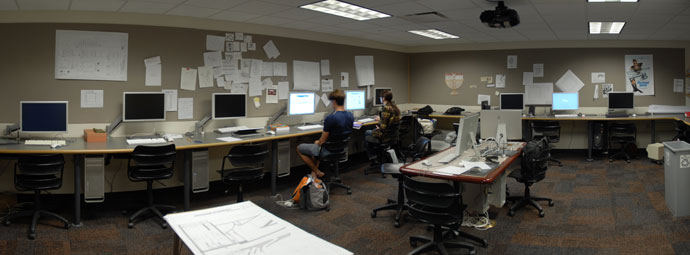 CAD Lab – Temple Building 113