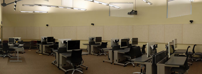 i7 iMacs for animation and video courses – Ross Media Arts Center 213